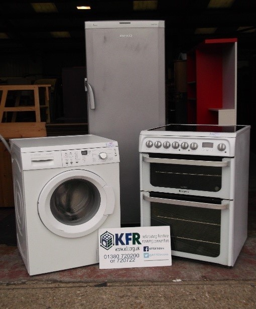 6 month warranty on all cookers and washing machines