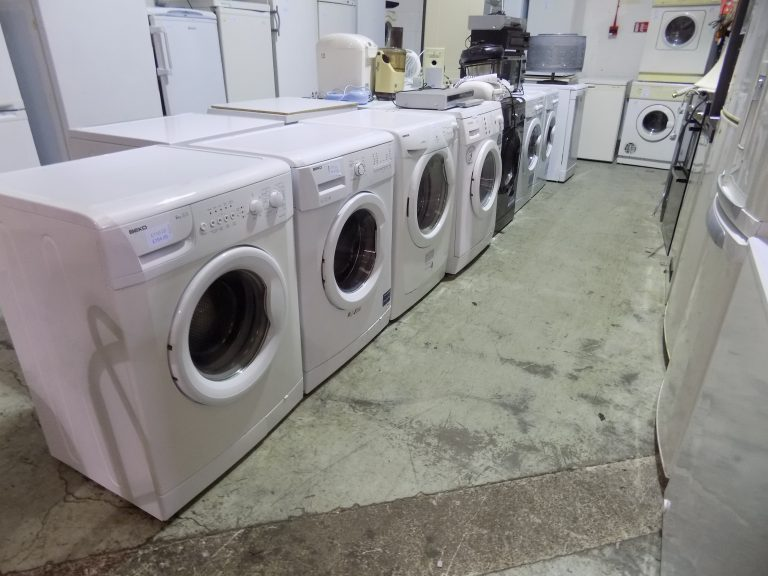 Fully refurbished white goods